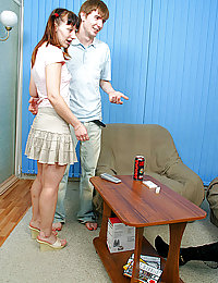 голые девушки контакт 18 лет в бане