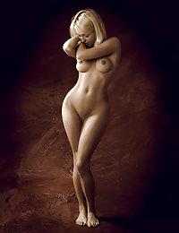 голые девушки контакт аниме фото